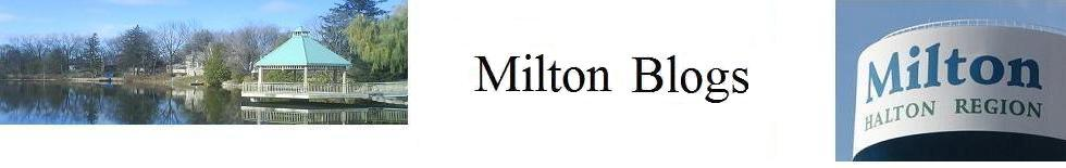 Milton Blogs